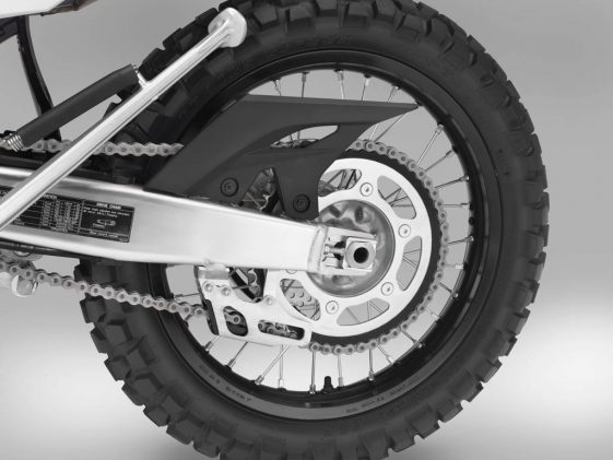 2019 Honda CRF450L Dual Sport Motorcycle