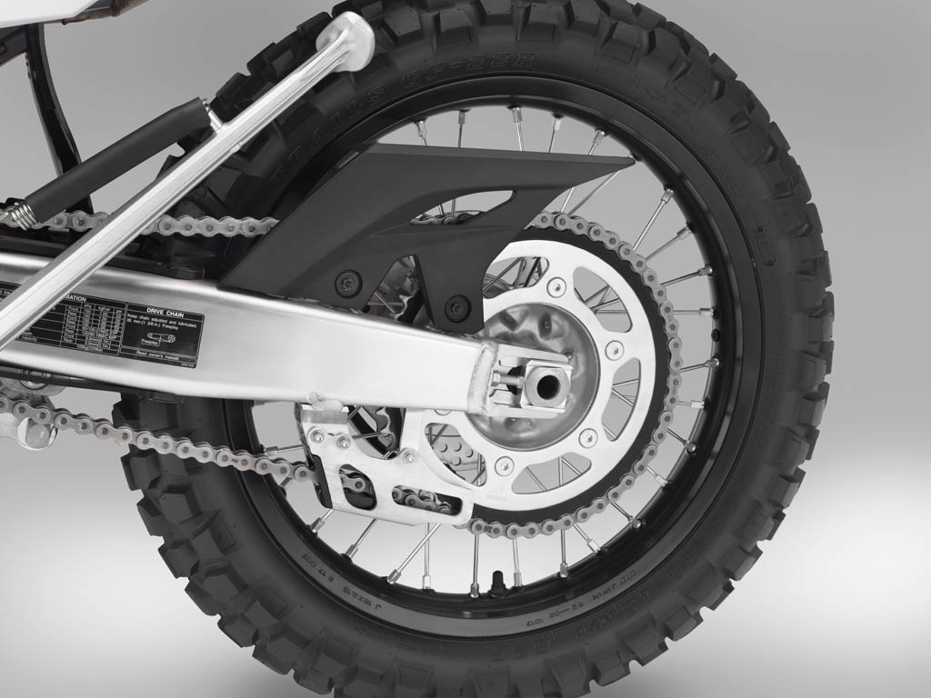 Honda Crf450l Unveiled The Dual Sport Everyone S Been