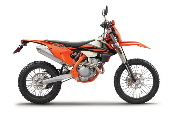 Adventure Motorcycle 2019 KTM 500 EXC-F