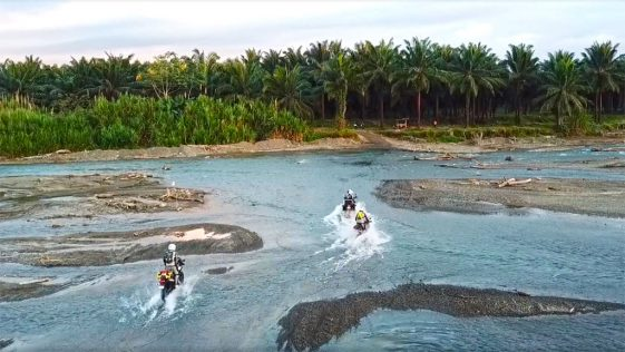Ride Costa Rica on an Adventure Motorcycle