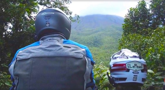 Adventure Motorcycle ride costa rica