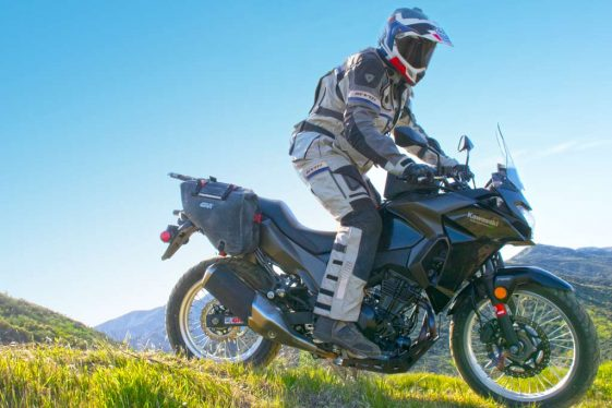 BMW G310GS vs Kawasaki Versys-X 300 comparo