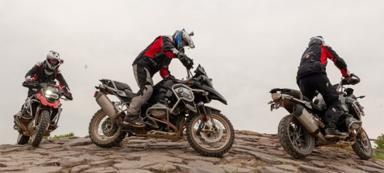 BMW GS Trophy Mongolia 2018 Adventure Motorcycle