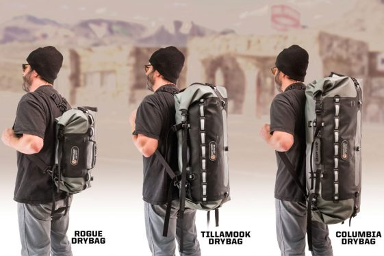 Giant Loop Motorcycle Soft Luggage