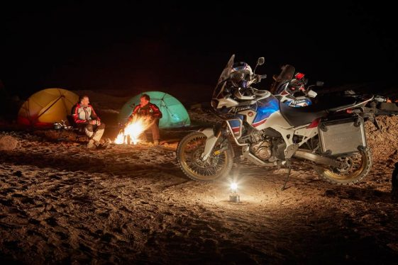 2018 Honda Africa Twin Adventure Sports dual sport