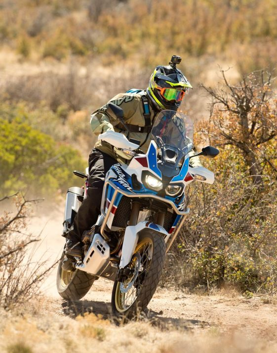 Africa Twin Adventure Sports CRF1000L2