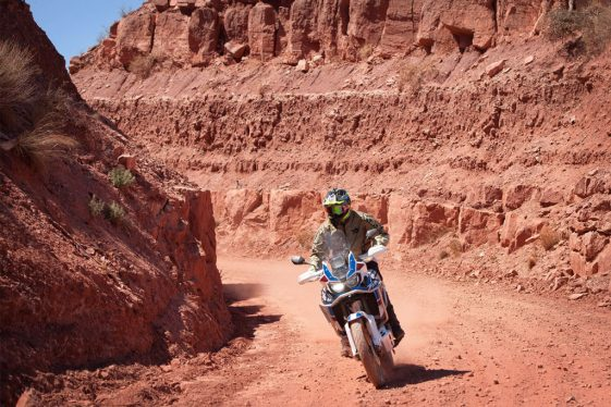 2018 Honda Africa Twin Adventure Motorcycle