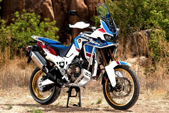 Honda Africa Twin CRF1000L2 Adventure Sports ride-by-wire