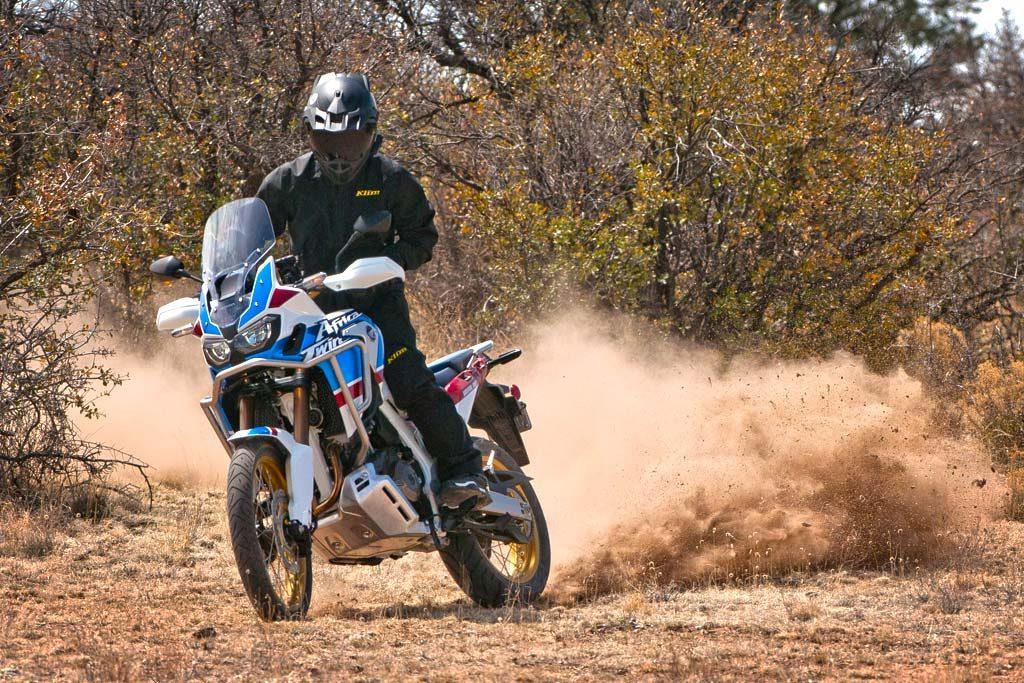 2018 Honda CRF1000L2 Africa Twin Adventure Sports history