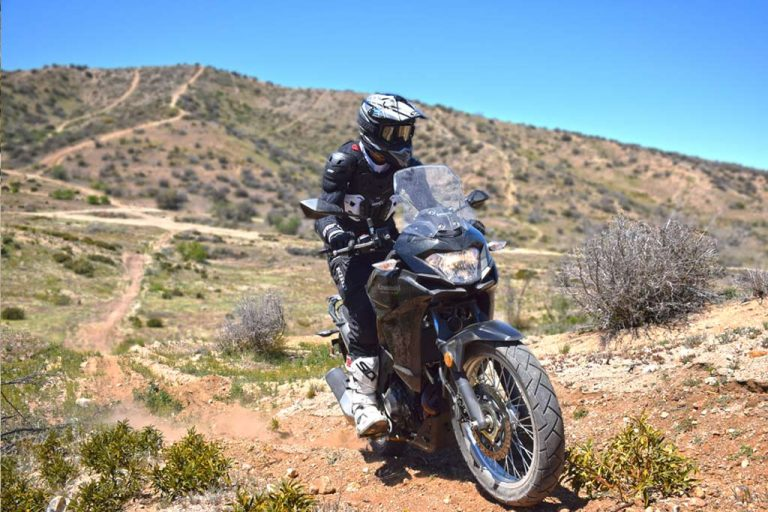 BMW G310GS vs Versys-X 300 Adventure Motorcycle Highway Test