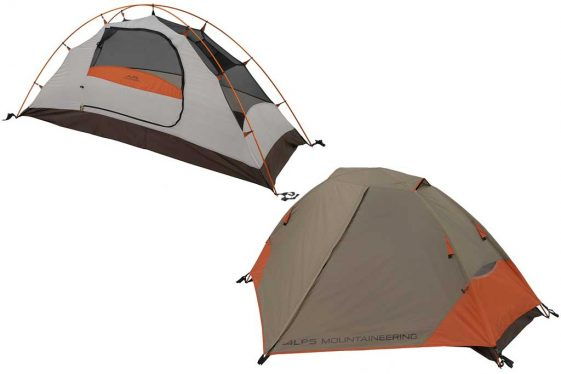 Alps Mountaineering Lynx Tent Motorcycle Camping Gear