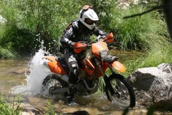 Big Bear Run Creek Crossing