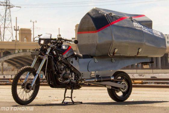 MotoHome Motorcycle