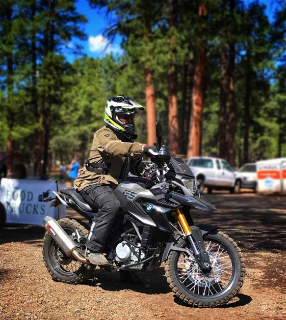 Overland Expo BMW G310GS