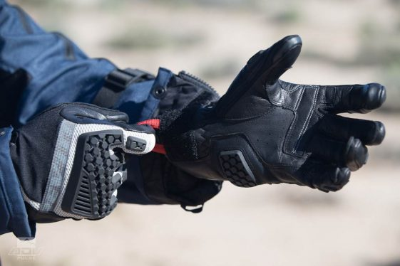 REV'IT Sand 3 Adventure Motorcycle gear collar