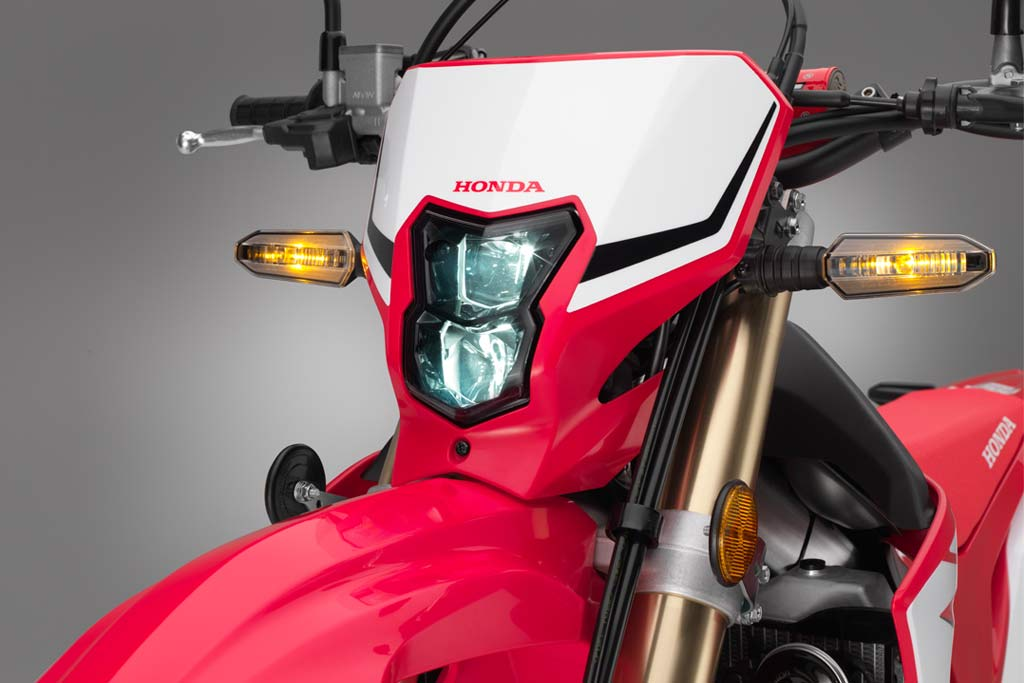 7 Things To Know About The All New Honda Crf450l Adv Pulse