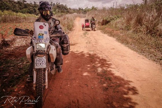 Adventure Motorcycle ride Cuba