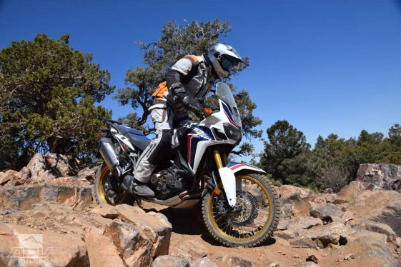 Honda Africa Twin CRF1000L DCT Adventure Motorcycle