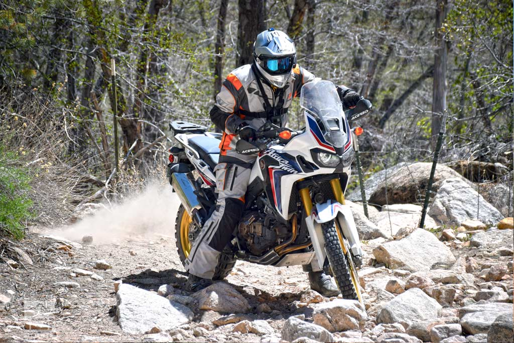 5 Reasons Why Dct On The Africa Twin Is An Asset Off Road Adv Pulse