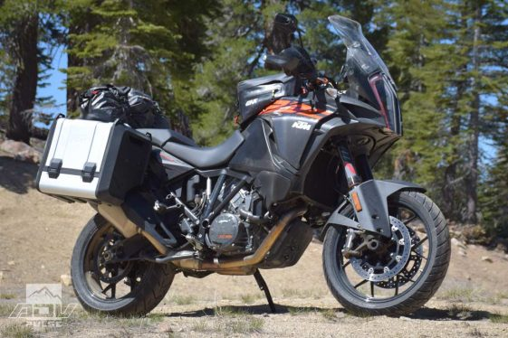 KTM 1290 Super Adventure S Adventure Touring Motorcycle