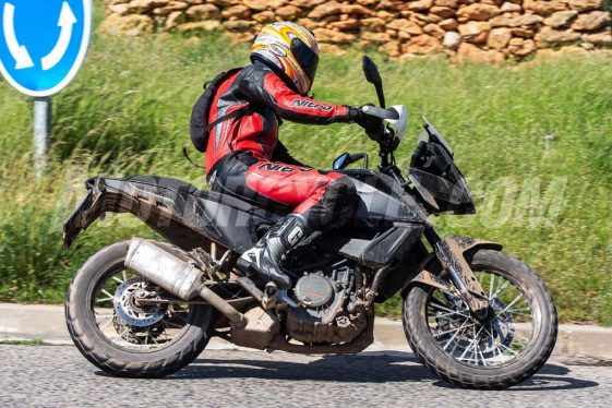 KTM 390 Adventure Motorcycle