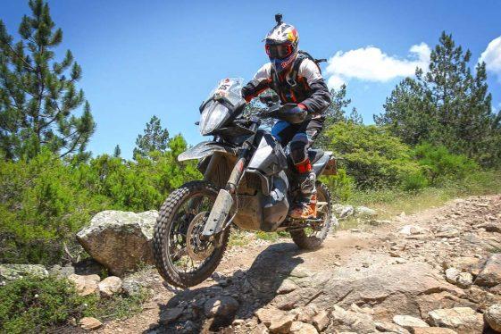 KTM 790 Adventure R specs
