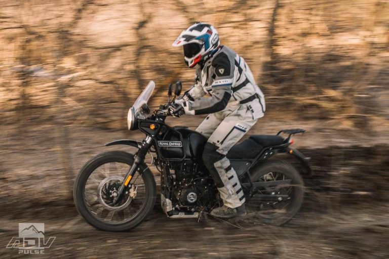 Royal Enfield Himalayan Adventure Motorcycle Offroad reliability