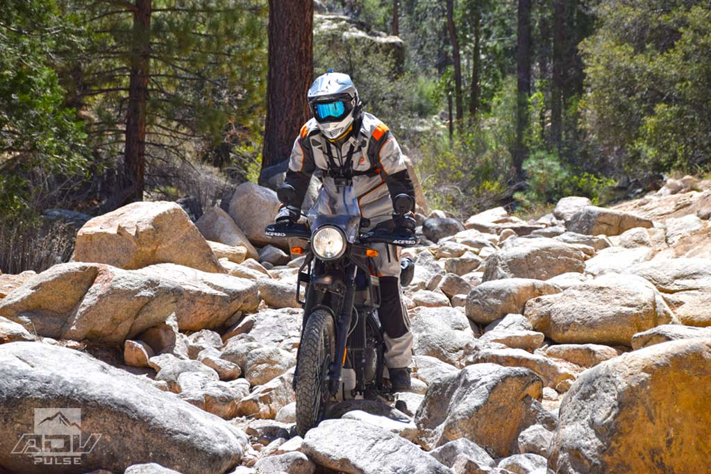 Durability Test Pushing The Limits Of Royal Enfields Himalayan