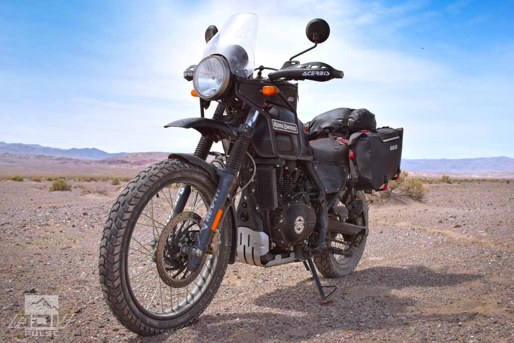 Durability Test Pushing The Limits Of Royal Enfield S