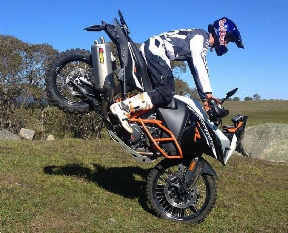 Chris Birch Extreme Enduro Adventure Motorcycle Rider