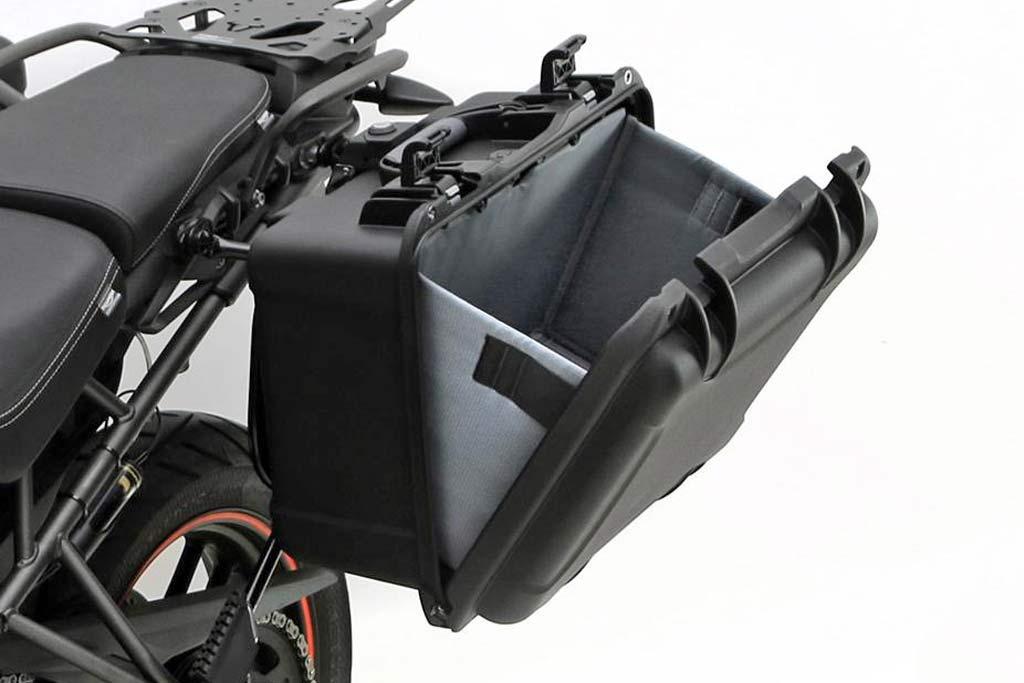 Dryspec H35 Adventure Motorcycle Luggage