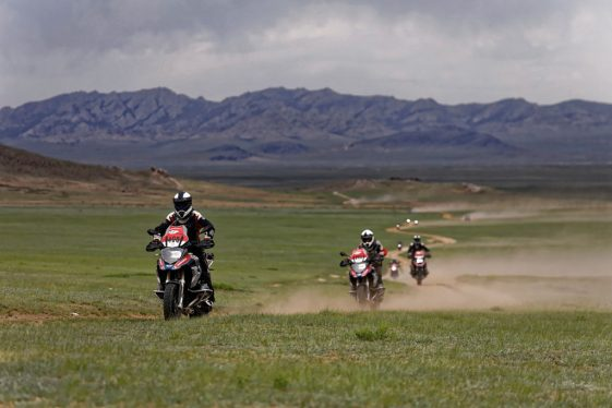 GS Trophy 2018 Mongolia