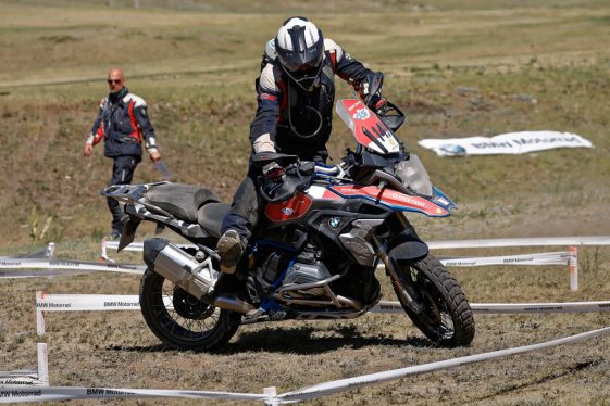BMW GS Trophy 2018 Mongolia Final Results