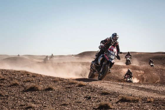 GS Trophy 2018 Mongolia - Day 1
