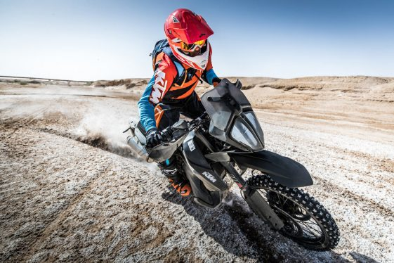 KTM 790 Adventure R Ultimate Race Morocco