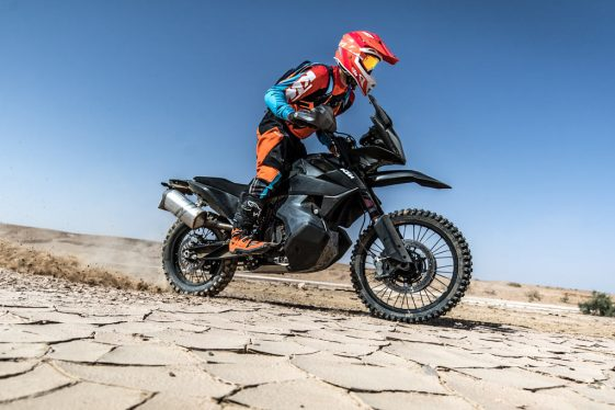 KTM 790 Adventure R Ultimate Race Morocco