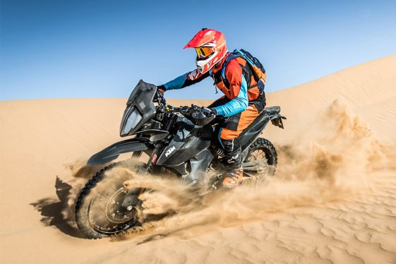 KTM 790 Adventure R Ultimate Race