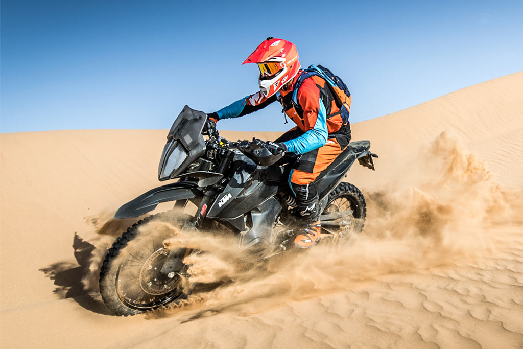 KTM Wants You To Rally Race Their New 790 Adventure In Morocco! - ADV Pulse