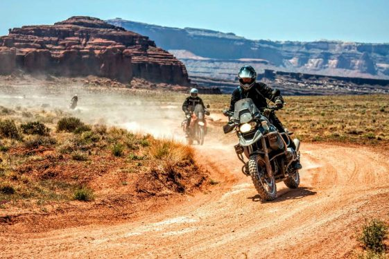 Moab Immersions Tour and Adventure Bike Training Motordiscovery Adventure Motorcycle