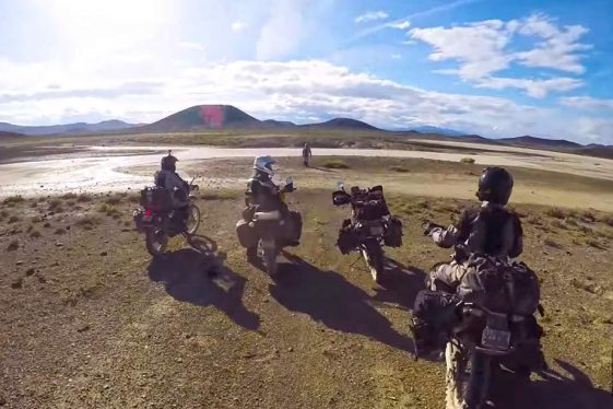 Nevada Adventure Motorcycle Routes