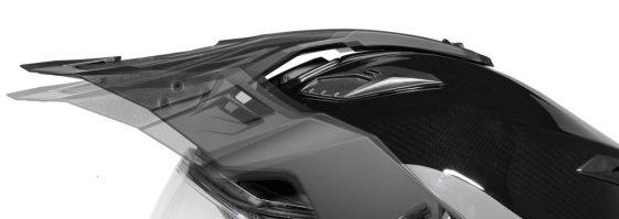 Touratech Aventuro Carbon 2 Dual Sport Helmet