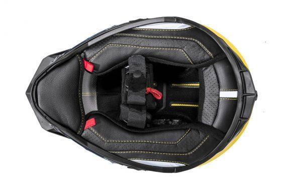 Touratech Aventuro Carbon 2 Adventure Motorcycle Helmet