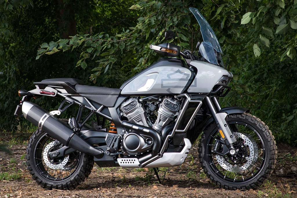 Harley-Davidson To Launch 'Pan America' Adventure Bike in 2020 - ADV Pulse