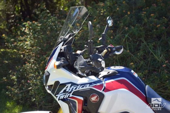 Honda Africa Twin CRF1000L Ermax High Screen