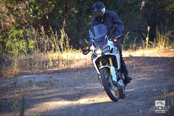 Ermax High Screen for the Africa Twin