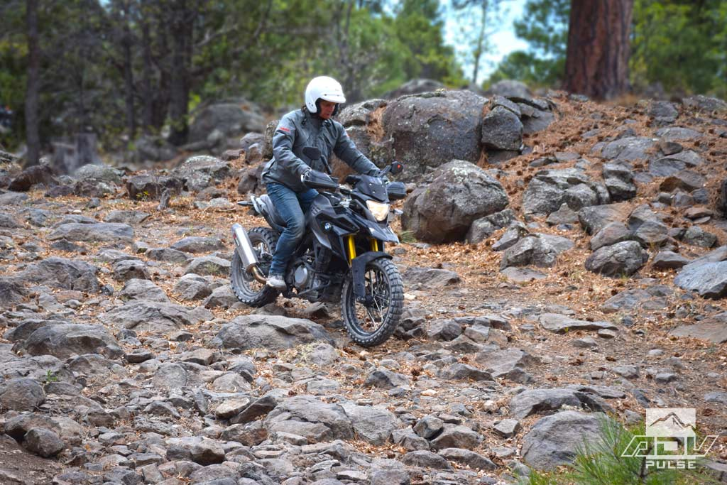 Adventure Motorcycle Rally Raid G310GS