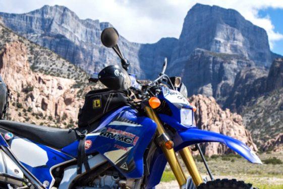 Notch Peak Nevada off-road trails