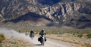 Battle Born Nevada off-road trail system
