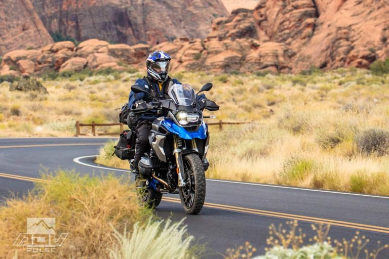 BMW R1200GS Rallye Adventure Motorcycle