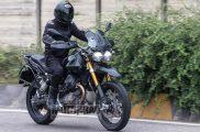 Moto Guzzi Middleweight Adventure Bike